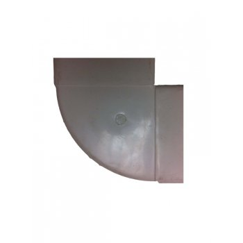 FLAT DUCT CHANNEL 4X2  FLAT BEND 90DEG 050