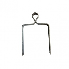 "Galvanised 7"" x 7"" Centred Gate Hanger"