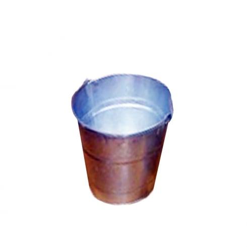 Galvanised Bucket - 12Litre Capacity