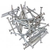 GALVANISED Nails 2 to 6 inch, for use Outdoor, Indoor, Decking, Fencing & Building