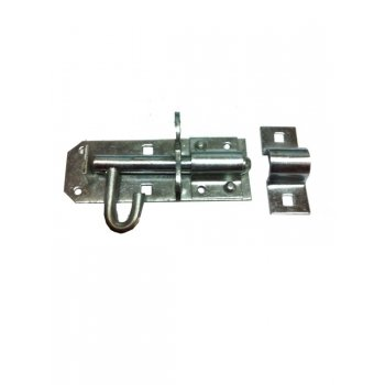Your Diy Shop Galvanised Padbolt 8""