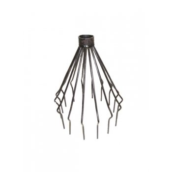 Your Diy Shop Galvanised Pointed Chimney Cage