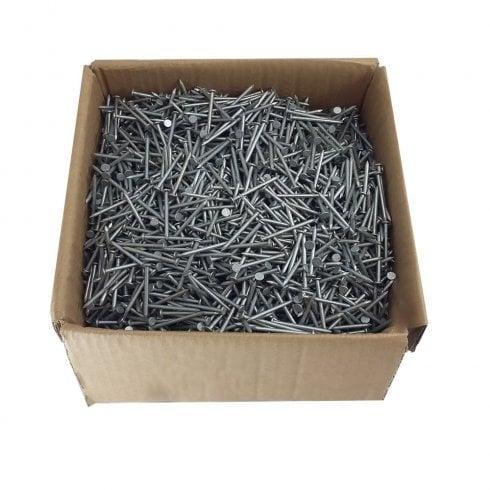 "Your DIY Shop Galvanised Round Wire Head Nails 20kg 2 1/2"" (65mmx3.35mm)"