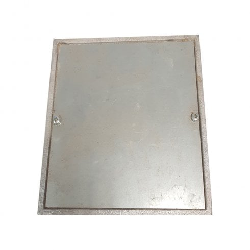 Your DIY Shop Galvanised Soot Plate 9 x 9