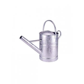 Galvanised Tar Can with Spout 3 Gallon