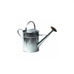 GALVANISED WATERING CAN 10LTR
