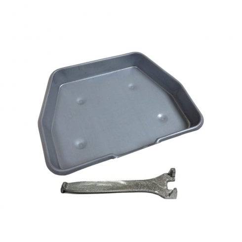 "Your DIY Shop General Purpose Ash Pan (Flat Front) 11.2"""