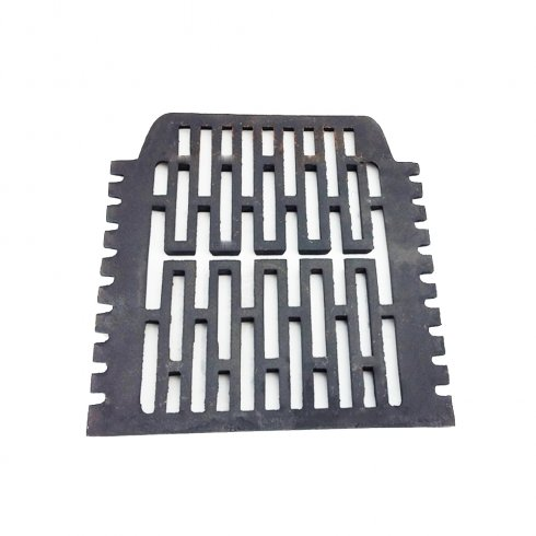 "Your DIY Shop Gercross Cast Iron Bottom Fire Grate for 16"" Fireplace Opening (gerkros)"
