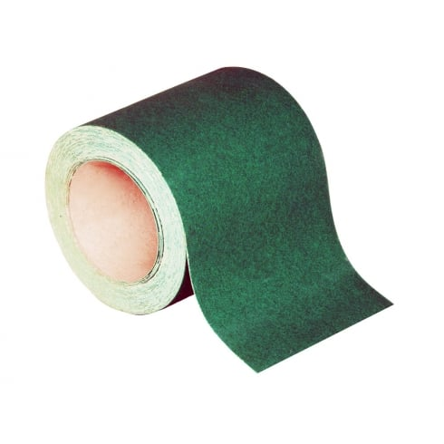 Your DIY Shop Green Aluminium Oxide Mini Roll (5m) Sandpaper - 115mm