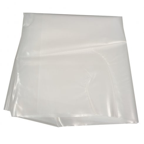 Your DIY Shop Heavy Duty Clear Polythene Plastic Sheeting 0.5Mtr x 4Mtr Wide