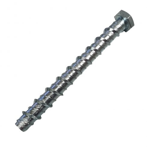 Your DIY Shop Hex Concrete Anchor Bolts - M8 x 100mm