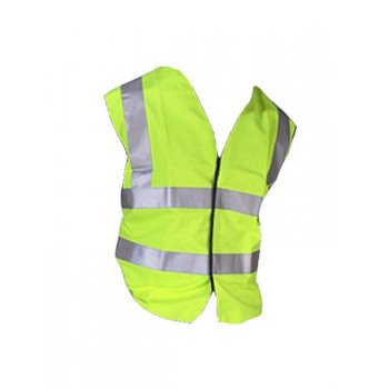 Your Diy Shop HI VIS WAISTCOAT (MEDIUM)