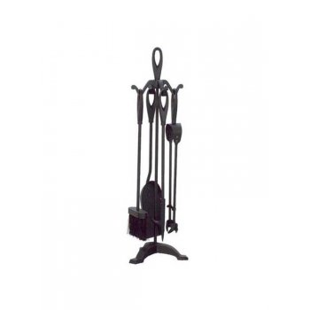 MANOR COMPANION SET LOOP  BLK 2124