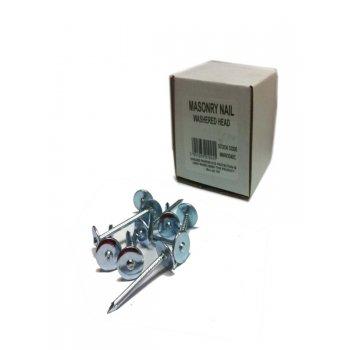 Your DIY Shop Masonry Nail Washered Head 30mm x 3.5mm (Box of 100)