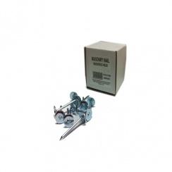 Masonry Nail Washered Head 40mm x 3.5mm (Box of 100)