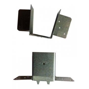 "Your Diy Shop Mini Joist Hanger 38mm (1 1/2"") - Pack of 10"