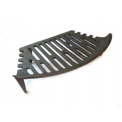 "Your DIY Shop Ofco Round Cast Iron Bottom Fire Grate 16"" - 4 Legs"