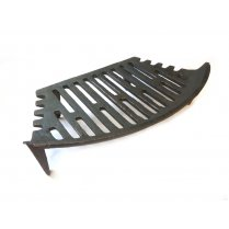 "Ofco Round Cast Iron Bottom Fire Grate 16"" - 4 Legs"
