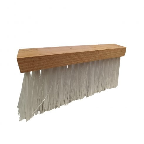 "Your DIY Shop Piggery Brush Head White 14"""
