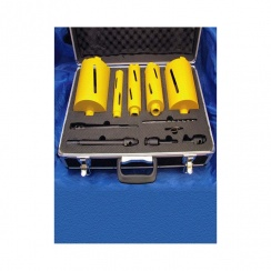 PipeMaster Diamond Core Drill Kit