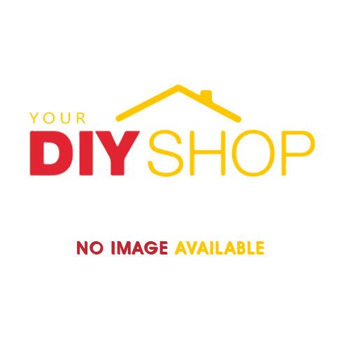 Your Diy Shop PVC WHITE HIT & MISS VENT 241X241 BM479