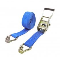 Ratchet Strap with Claw Hook - 50mm x 9.5mt