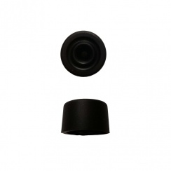 Round Rubber Door Stop