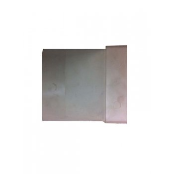 Your DIY Shop Round To Flat Bend (White) 040