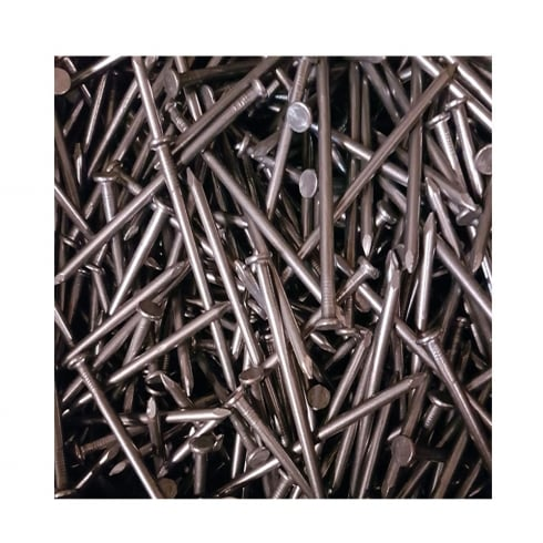 Your Diy Shop Round Wire Bright Nails (20kg)