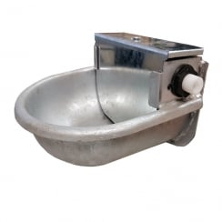 Self Filling Drinking Bowl with Ball Valve 2.5L