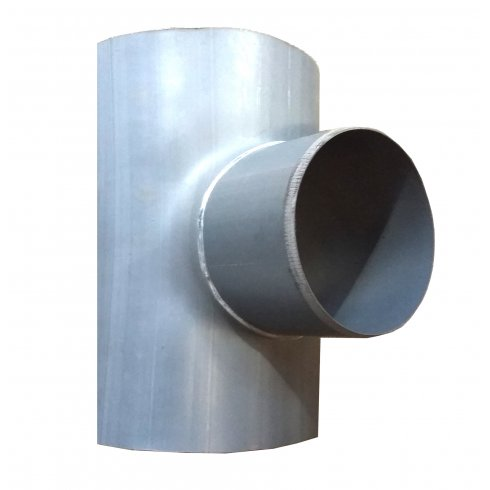 """Your DIY Shop Twin Wall Flexi Seal 6"""" Sewer Saddle"""
