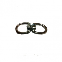 Zinc Coated Chain Swivel 6mm