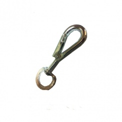 Zinc Coated Swivel Snap Hook