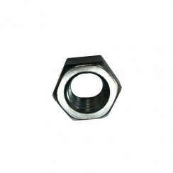 Zinc Plated Nylon Lock Nuts - 5 Pack - Various Sizes