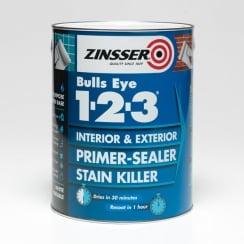 Zinsser Bulls Eye 1-2-3/ Primer Sealer Stain Killer (Various Sizes)